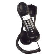 Telefone com Fio T-Klar Tk-Slim Gôndola Padrão Preto Outlet