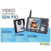 Vídeo Porteiro Wireless Worldcam