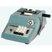 Calculadora Olivetti Summa Prima 20 Mecânica Antiga Fab Década de 60 Reformada e Garantia