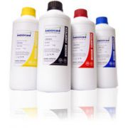 Kit 4Kg de Tintas Recarga Moorim Epson Unifill Dye 1 preta 1 magenta 1 ciano 1 amarelo