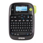 Rotuladora Eletronica Epson Lw-400 Imprime Codigo de Barras e Fitas até 18mm