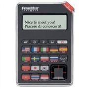 Tradutor Eletronico Franklin Est-4016 16 Idiomas 800 Expressoes de Viagem