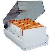 Fichario 3x5 com Indice M-2000 Menno 4340