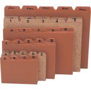 Indice de Cartolina 4x6 1/31 Menno 3009