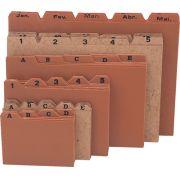 Indice Plastico 4x6 A/Z Menno 3388