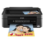 Multifuncional Jato de Tinta Color Stylus Tx235W Wireless Scanner Bulk-Ink Instalado