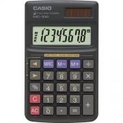 Calculadora Casio MC-100 - conversor métrico, 8 dígitos
