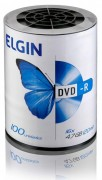 Mídia DVD-R 4.7 GB/120 min/16 X (Tubo com 100 unidades)