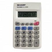 Calculadora Basica Sharp El233Sbk 8 Dígitos