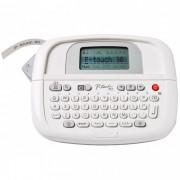 Rotulador Eletrônico Brother PT90 - Fitas de 9mm e 12 mm, Impressão 230dpi, 8 estilos de letra, Teclado Qwerty