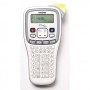 Rotulador Eletrônico Brother PT-H105 - Impressão 180 dpi, Velocidade de Impressão: 20mm/seg, Teclado ABCD, 9 Estilos