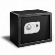 Cofre Safewell Fingerprint Safe 30FPN - c/ Leitor de Impressão Digital, Medidas Externas (AxLxP): 300x380x300mm, Peso: 16kg