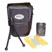 Bolsa D-Concepts Dc215 para Câmera Digital com Kit de Acessórios