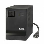 Estabilizador SMS Progressive Laser III 2000 Va Entrada Bivolt/Saída 115v 6 Tomadas