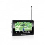 GPS Tracker TV 4.3 Multilaser GP012 - Tela 4.3´, TV Digital, FM Transmiter