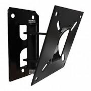 Suporte de parede Brasforma articulado (2 movimentos) para TV LCD, LED, PLASMA, 3D 10´ a 42´ - SBRLB120