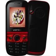 Celular Desbloqueado Venko Ideal II - Quadri Chip, Câmera VGA, Discado Inteligente, MP3, FM, Bluetooth, Fone