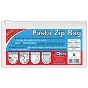 Pasta Chies Zip Bag Voucher/Cheque Pcte com 5 Unid 4025-6