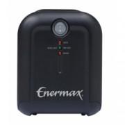 Estabilizador Exs Power T Enermax 600va E/s 115v Preto