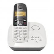 Telefone sem Fio Gigaset Siemens A495 Branco - DECT 6.0 com Secretária Eletrônica, Viva-Voz, Id. Chamadas e Teclado Luminoso