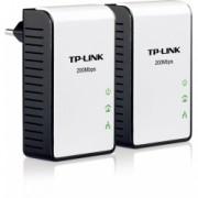 Adaptador TP-Link Powerline 200mbps Av200 Tl-pa211kit