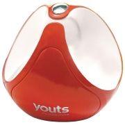 Caixa de Som Dispositivo por Vibração Youts Globe Super Speaker Laranja