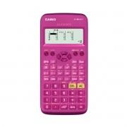 Calculadora Programável Cientifica Casio FX-82LAX Pink Original 3 anos de garantia 274 funções, Display 2 linhas