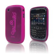 Capa para Blackberry Curve 8500 e 9300 Youts Procase Air Rosa