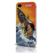 Capa para Phone 4S Youts Armour Street Art Collection GP Surf