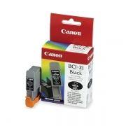 Cartucho de Tinta Canon Elgin Bci-21 Black
