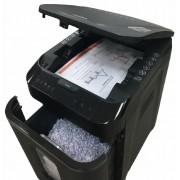 Fragmentadora de papel Aurora AS152CM 110V corte particulas 4x12mm 150 folhas automático e 10 manual