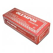 Grampos Padrão Olympos Nº 24 24/6 Cx com 4396 Grampos