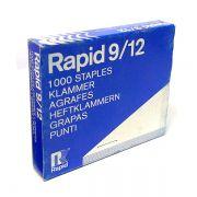 Grampos Rapid Heavy Duty Nº 9 9/12 Cx com 1000 Grampos 14699