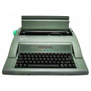 Máquina de Escrever Eletrônica Facit T165 110V Portátil Nova na Caixa