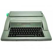 Máquina de Escrever Eletrônica Facit T165 220V Portátil Nova na Caixa