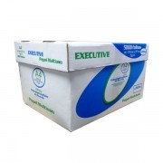 Papel Sulfite A4 Branco 75gr 210x297mm cx 5000 Folhas 10 Pct Executive