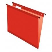 Pasta Suspensa Esselte Pendaflex Surehook Vermelho caixa 20 unids. 6153-Red haste metal com extensor