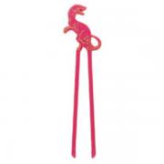 Sticks palitos Hashi infantil Velociraptor
