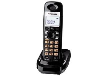 Ramal sem Fio Panasonic Dect 6.0 Kx-Tga941Lbb
