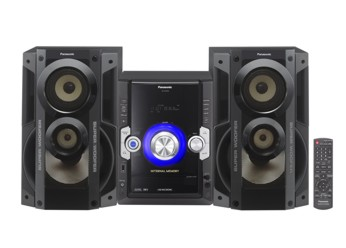 Mini System Sc-Akx50Lb-K