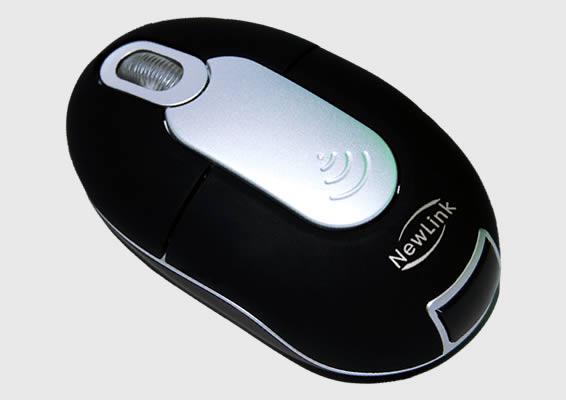 Mouse Sem Fio Freedom Newlink MO201