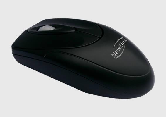 Mouse Usb Easy Preto Newlink Mo303