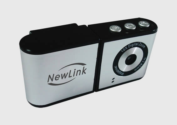 Webcam Professional Newlink WC101