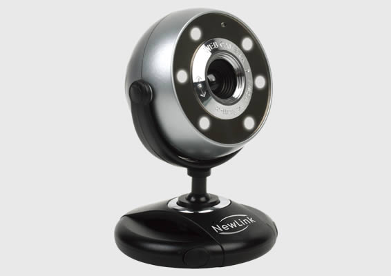 Webcam Night Vision Newlink Wc103
