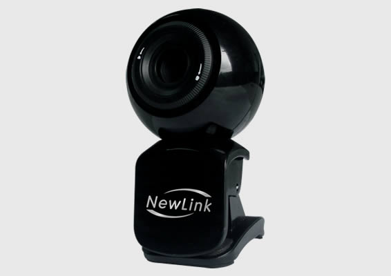 Webcam Magnetic Newlink Wc203