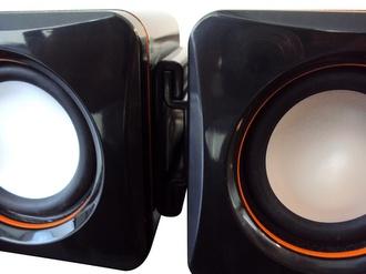 Caixa de Som Cube Newlink Sp103