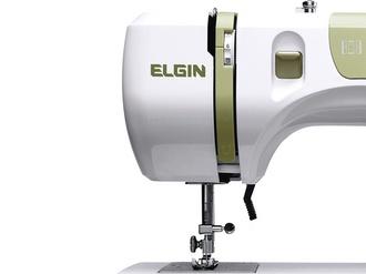 Maquina de Costura Elgin Supéria - JX 2050 110V