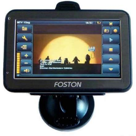 GPS Foston Fs-460 Dt com Tv Digital