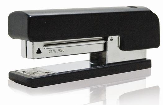 Grampeador Procalc S-8512 - 20 fls, usa grampos 24/6, 26/6