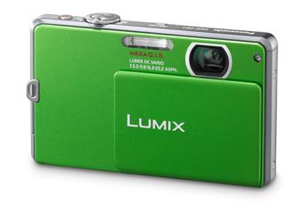 Câmera Digital Lumix Dmc-Fp1Pu-G Panasonic